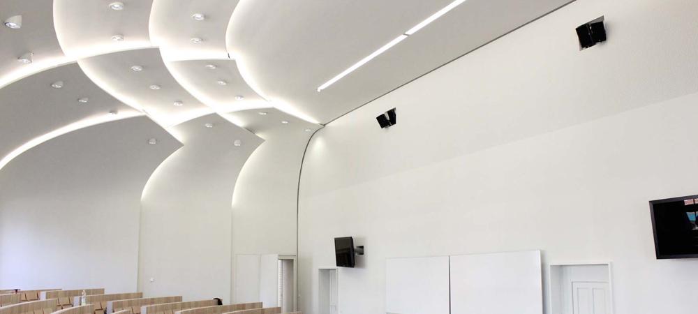 Deckengestaltung Im Wohnbereich Immplan Gmbh Co Kg Bauen